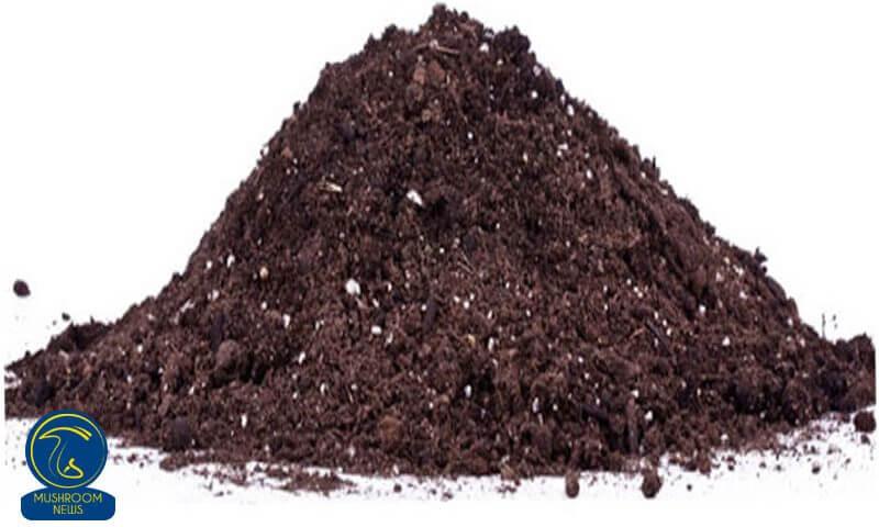 خاک پوششی و انواع آن