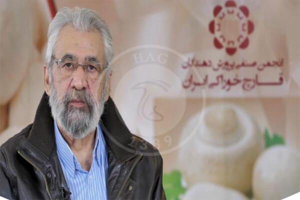 آشنایی با مهندس محمدرضا نوربخش
