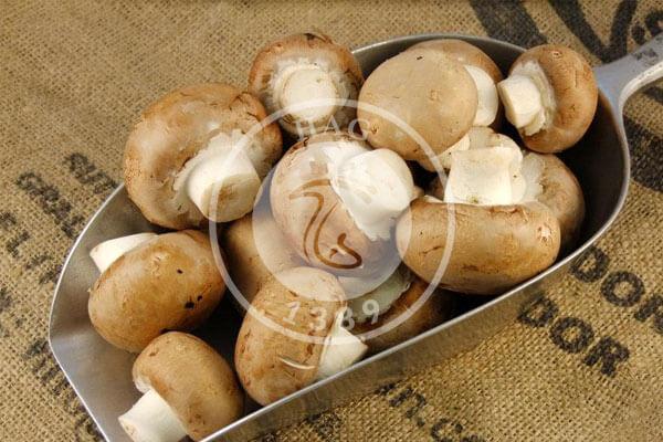 تصویر از قارچ، غذای سلامتی